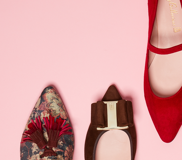 low priced 26264 83bfa WOMAN collection FALL-WINTER 2019 | Pretty Ballerinas